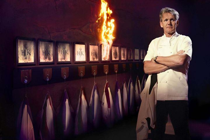 'Hell's Kitchen' se estrena en COSMO