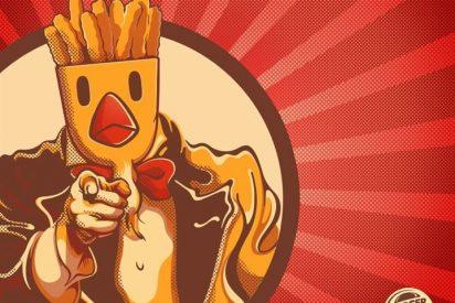 Las Chickes Fries de Burger King vienen a España para montar el pollo