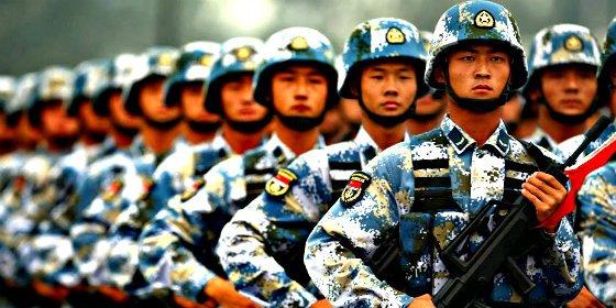 China: La gran purga que está diezmando al ejército más numeroso del mundo
