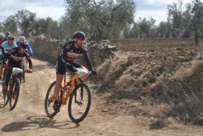Fiesta del ciclismo en Ribera del Fresno