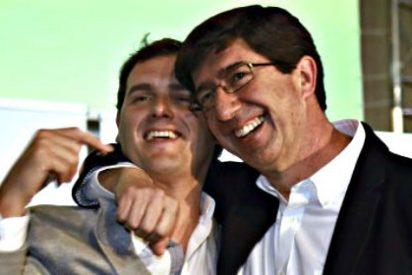 """Juan Marín: """"Apoyar al PSOE sería traicionar la ilusión despertada en muchísima gente"""""""