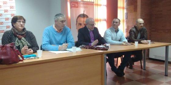 Convocatoria Ciudadanos Mérida