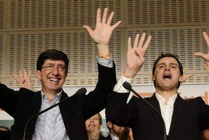 Ciudadanos pone líneas rojas y se niega a entrar en el Gobierno andaluz