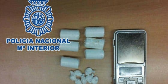 Detenidos en Villanueva de la Serena dos varones por tráfico de drogas