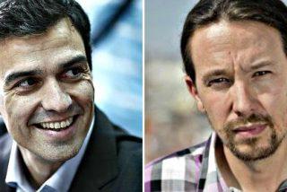 El PSOE se fractura entre partidarios y detractores de pactar con Podemos