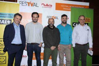 'Cómicos', lo nuevo de Canal +, se presenta en el FesTVal de Murcia