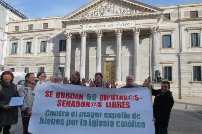 El Congreso aprueba eliminar el privilegio de la Iglesia católica de inmatricular bienes