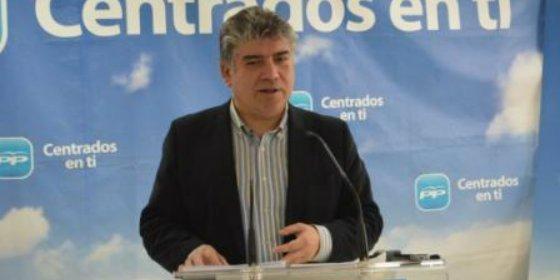 """Carlos Cotillas: """"Los agricultores de la región saben que son una prioridad para el Partido Popular"""""""