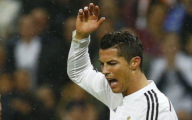 Cristiano Ronaldo lleva 50 tiros a los postes desde que está en el Real Madrid