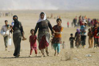 El Estado Islámico libera a 19 cristianos asirios secuestrados