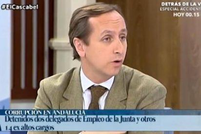 Carlos Cuesta pone fina a Susana Díaz por permitir que la Junta esté preñada de corrupción