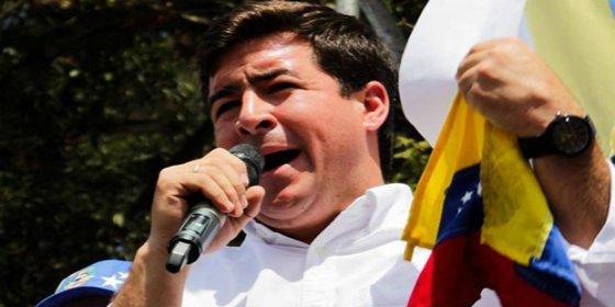 Decretan la puesta en libertad del opositor venezolano Daniel Ceballos