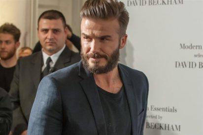 David Beckham se reúne con sus fans en Madrid por su nueva colaboración con H&M