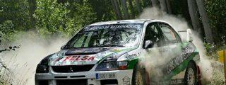 Quijada y Canelo, sextos de la general en el IV Rallye Tierras Altas de Lorca