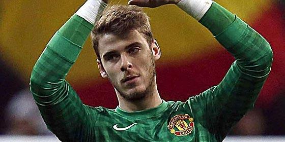 """David de Gea: """"Iker Casillas sigue siendo el titular de la Selección Española"""""""