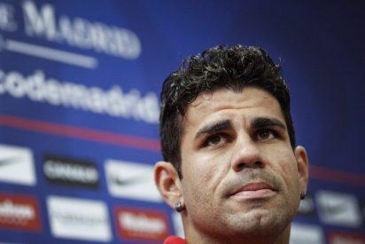 Diego Costa abandona la concentración de la selección española por su lesión muscular