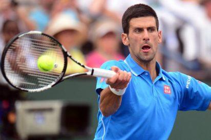 Djokovic gana a Federer y renueva su corona en Indian Wells