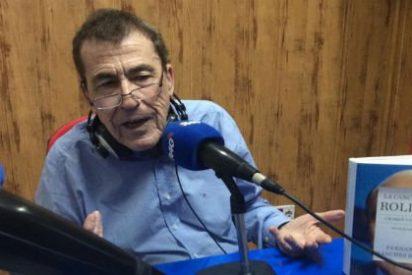 """Fernando Sánchez Dragó: """"Escribiendo el libro de Roldán he estado al borde del suicidio"""""""