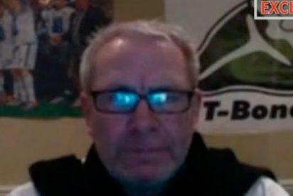 Tommy Dunn, el nuevo 'pequeño Nicolás' inglés que se coló en el bus del Barça