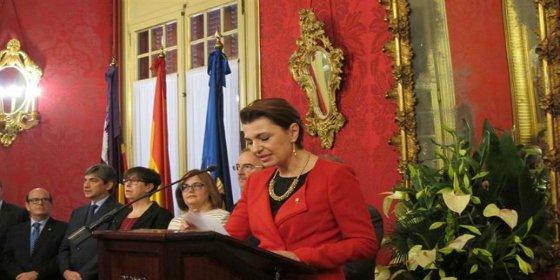 """La 'aspirante' Margalida Durán... lo borda: """"Un político corrupto debe ser apartado"""""""