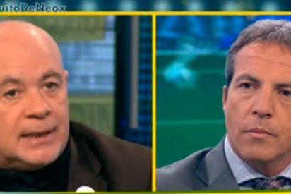 """Duro, muy optimista con el Madrid en el clásico: """"Te vas a pillar una gastroenteritis de caballo este domingo"""""""