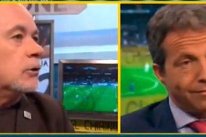 """Cristobal Soria se cachondea del fútbol sala para atacar a Alfredo Duro: """"Tú hablanos del 'futbito' en vez del reglamento"""""""