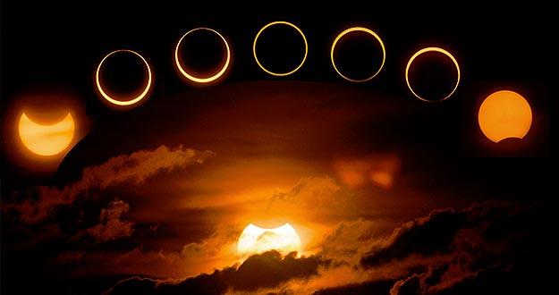 Los espectaculares y misteriosos fenómenos celestes que acompañarán al eclipse