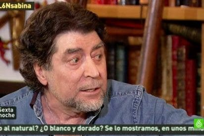 """Joaquín Sabina: """"Monedero tiene una lado sensible de peluquera de provincias"""""""