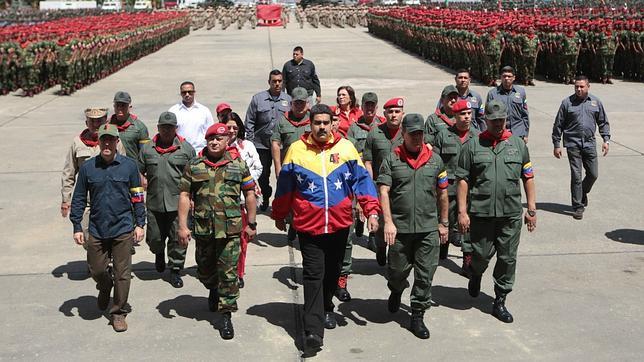 La Venezuela chavista es el mayor importador de armas de todo América Latina