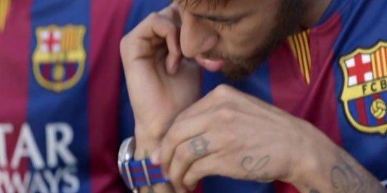 El FC Barcelona, nueva imagen de Maurice Lacroix