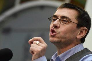 Juan Carlos Monedero sale ahora con que los modelos de Podemos son Alemania, Dinamarca, Finlandia..., pero paga Venezuela