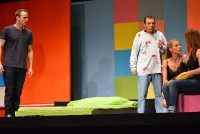 'El otro lado de la cama' llega al Teatro Fígaro en Madrid