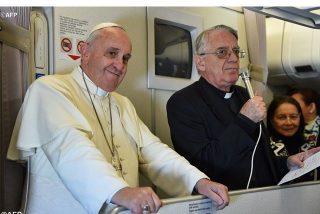 """Lombardi: """"Quiso llamarse Francisco porque los pobres son el centro de su atención"""""""