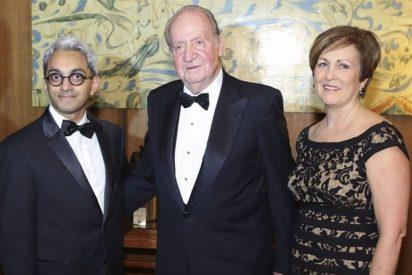 El Rey Juan Carlos continúa su periplo americano