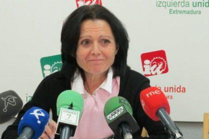 Encarnación Muñoz, candidata de IU a la alcaldía de Villanueva de la Serena