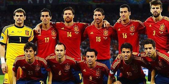 Los cinco jugadores que fracasaron en la Selección Española