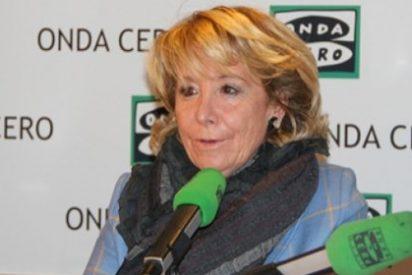 """Esperanza Aguirre: """"Me gustaría muchísimo que Ciudadanos estuviera en el PP"""""""