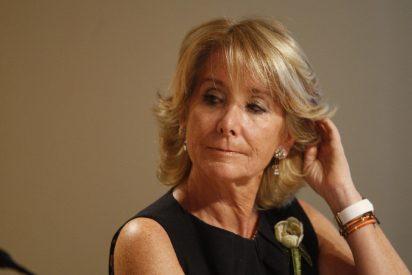 Esperanza Aguirre le funciona siempre al PP: el PSOE se pone de los nervios en el minuto uno