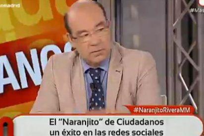 """Ángel Expósito: """"Lo de Rafa Hernando llamando 'Naranjito' a Ciudadanos fue una torpeza"""""""
