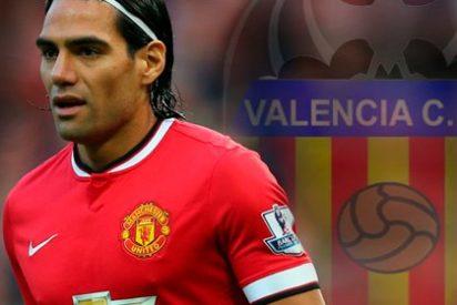 Falcao se decide entre Valencia, Juventus y Chelsea
