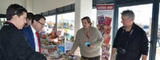 Éxito en la IV edición de la Feria del Coleccionismo de Villanueva de la Serena