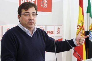"""Fernández-Vara: """"Monago ha tenido muchas palabras para los cantantes y pocas para los que sufren"""""""