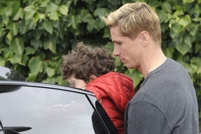 Fernando Torres y su faceta menos conocida, la de padre ejemplar