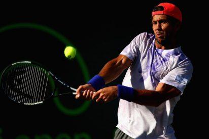 Fernando Verdasco saca lo mejor de su repertorio y elimina a Rafa Nadal en Miami