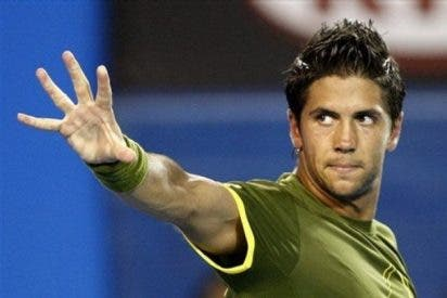 Verdasco remonta y será rival de Nadal en tercera ronda