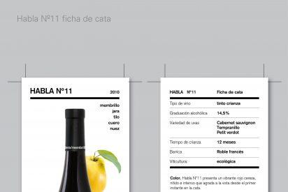 La bodega extremeña Habla propone un vino exclusivo en el que la unión de Tempranillo, Cabernet Sauvignon y Petit Verdot hacen de él una experiencia sensorial única