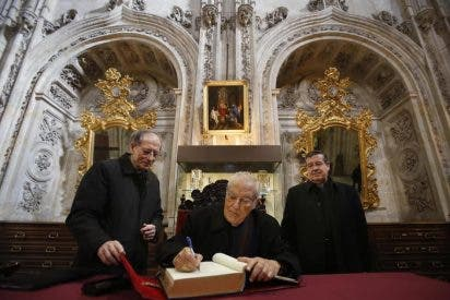 El prefecto de la Congregación para la Educación Católica visita Salamanca