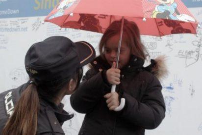La Policía Nacional, presente en el Día Mundial del Síndrome de Down