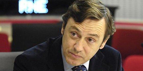 """Rafael Hernando: Hay que sacar a Andalucía del pelotón de los torpes en el que está por culpa del PSOE"""""""