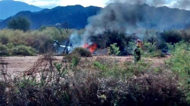 Mueren varios concursantes de un reality francés en un trágico accidente aéreo